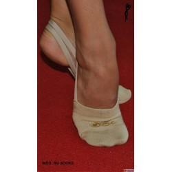 Varfuri semi sosete RG1/2 Socks Venturelli pentru gimnastica ritmica
