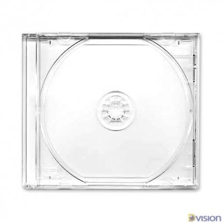 Carcasa CD slim (subtire) Estelle neagra