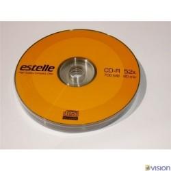 CD R80 Estelle 25 bulk