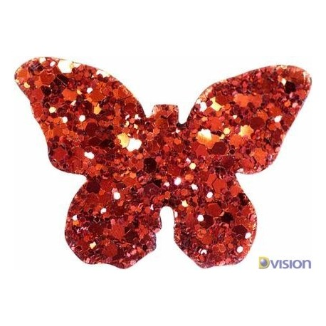 Clama pentru par Butterfly Pastorelli
