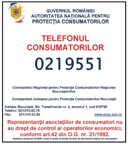 ANPC Bucuresti