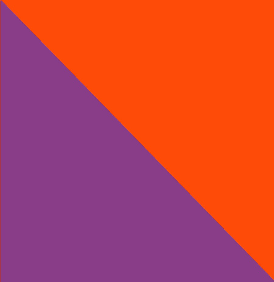 mov-portocaliu