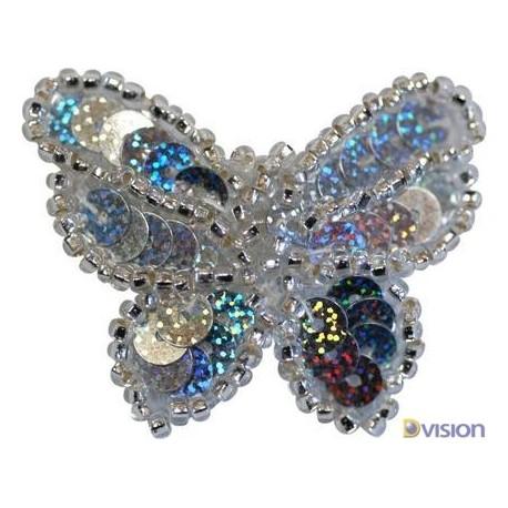 Clama pentru par in forma de fluture marca Pastorelli