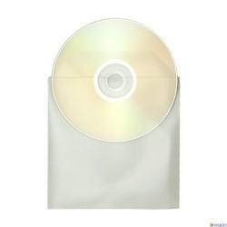 Plic din plastic transparent pentru CD / DVD / BD