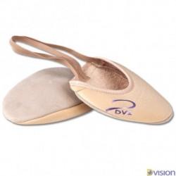 Varfuri gimnastica ritmica Caricia (cipici, half shoes, toe caps) marca Dvillena