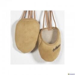 Varfuri gimnastica ritmica Sensacion (cipici, half shoes, toe caps) marca Dvillena