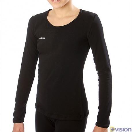 Tricou cu maneca lunga marca Dvillena (long sleeve T-shirt)