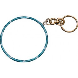 Breloc mini cerc gimnastica ritmica (mini hoop)