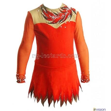 Costum model Pomegranate Flower