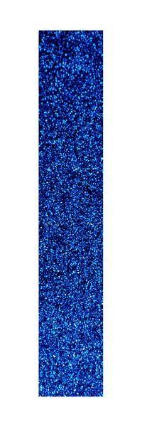 albastru cu glitter