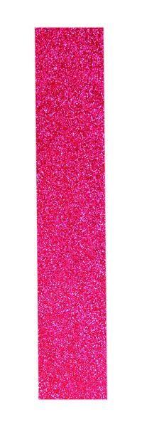 roz fluorescent cu glitter