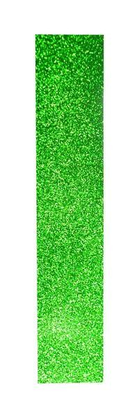verde fluorescent cu glitter